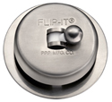PVD Brushed Nickel Flip-It